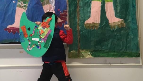 FY21 NYU Art Therapy in Schools Program Image