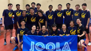 Cal Table Tennis | Road to 2020 NCTTA Nationals