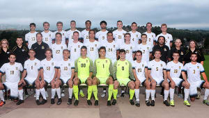 CC Athletics: Men's Soccer 2018