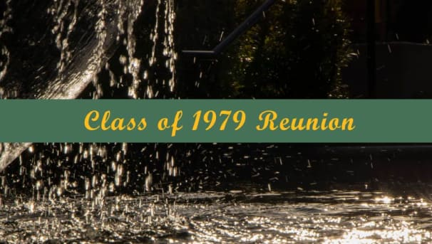 Class of 1979 Reunion Giving Image