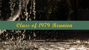 Class of 1979 Reunion Giving