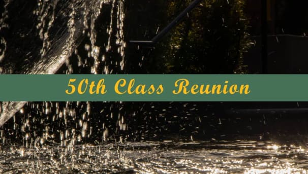 Class of 1969 Reunion Giving Image