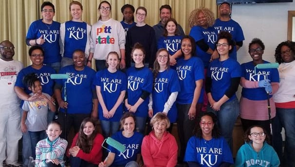 Support Diversity, Equity and Inclusion at the KU Medical Center Image