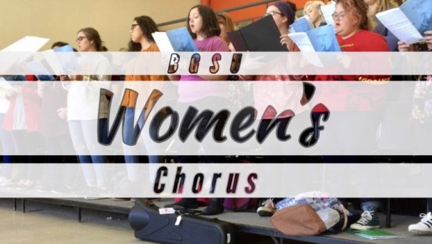 Support BGSU Women's Chorus Upcoming Tour Image