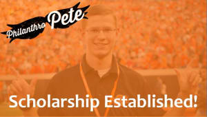 Andrew M Steadley Memorial Scholarship For Service And Leadership