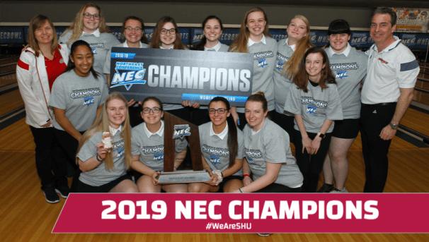 SHU Bowling wins 4th NEC Championship! Image