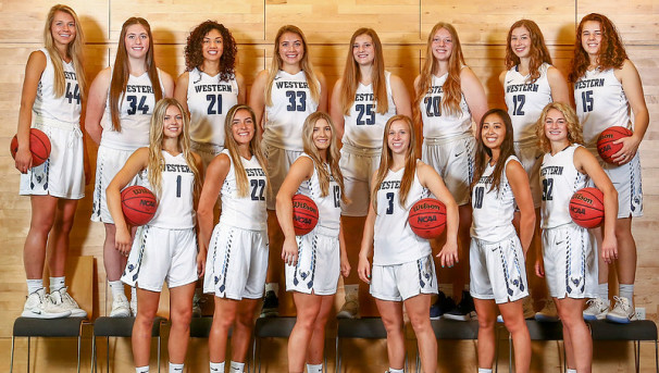 Support Viking Women's Basketball 2019-2020 Image