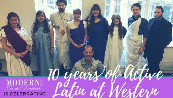 CELEBRATING THE TENTH ANNIVERSARY OF WESTERN'S ACTIVE LATIN PROGRAM Image