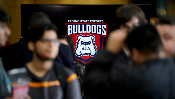 Support Fresno State esports Scholarships! Image