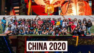 Help send 25 East-Austin 9th graders to China