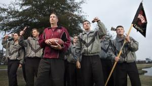 Army ROTC 4th Annual Egg Bowl Run