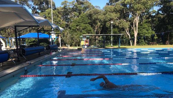 Critical Splash - Swimming for Survivors Image