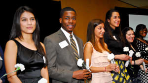 Be Seen - Fund for POSSE Scholars