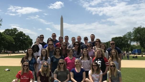 Washington Academic Internship Program 2018 Image