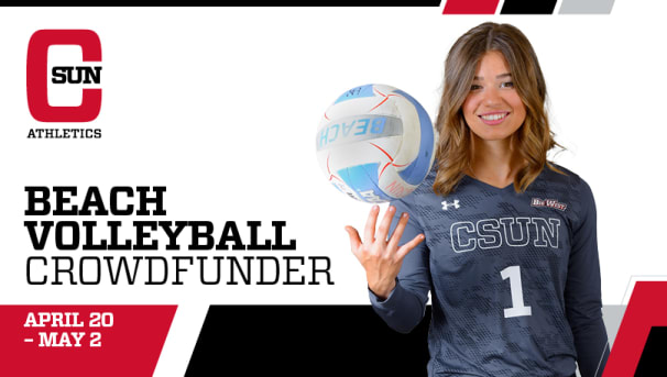 CSUN Beach Volleyball Image