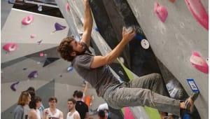 Club Sport: Climbing Team 2020