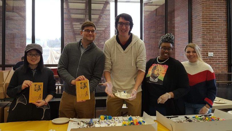 Giving away Souls of Black Folk and celebrating Du Bois' Birthday