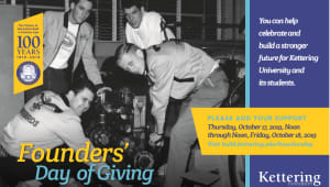 Founders' Day of Giving 2019