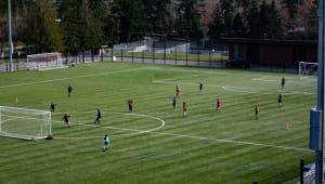 WWU Women's Soccer 2021