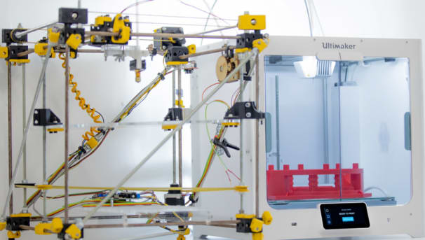 Inspiring Engineers with 3D Printing Image