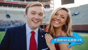 Mr. & Miss Ole Miss 'Forward It' Fund