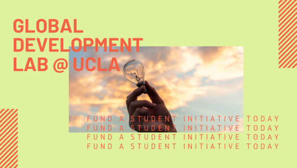 Fund Grants for Student Global Development Projects Image