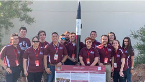 Atomic Aggies: Reaching New Heights