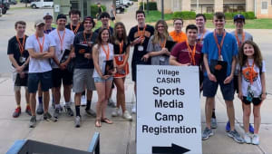 Sports Media Camp: From Rookie to Veteran in Days