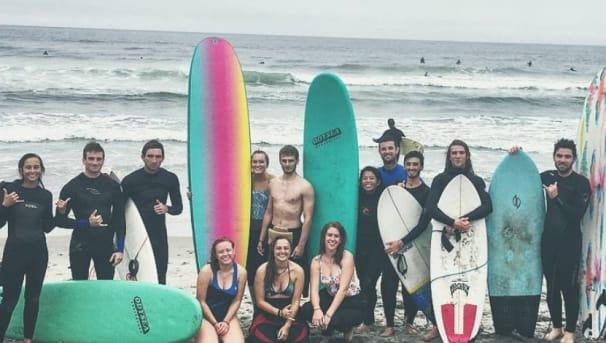 Lake Atlantic Intercollegiate Surf Competition Image
