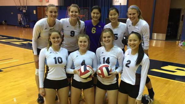 Women's Club Volleyball Trip to Nationals Image