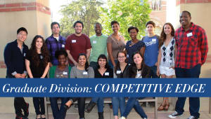 Support Graduate Division's Competitive Edge