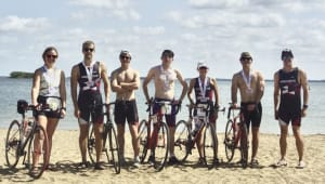 U of A Triathlon Club Nationals Fundraiser