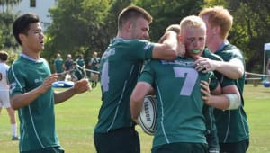 Babson Men's Rugby