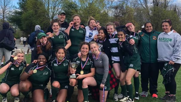 Babson Women's Rugby Image