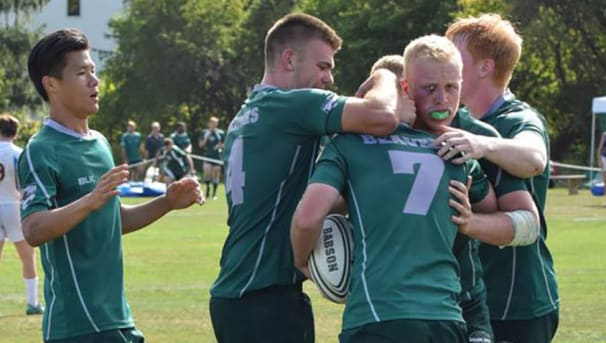 Babson Men's Rugby Image