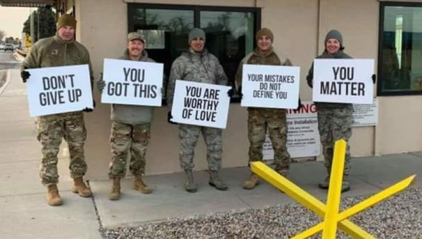 Support Our Veterans and Military! Image