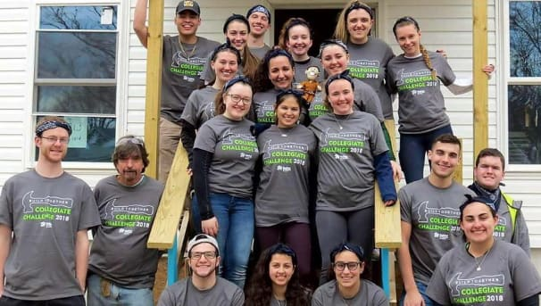 Habitat for Humanity | Spring Break Trips Image