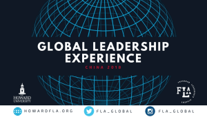 Freshman Leadership Academy - Global Leadership Experience