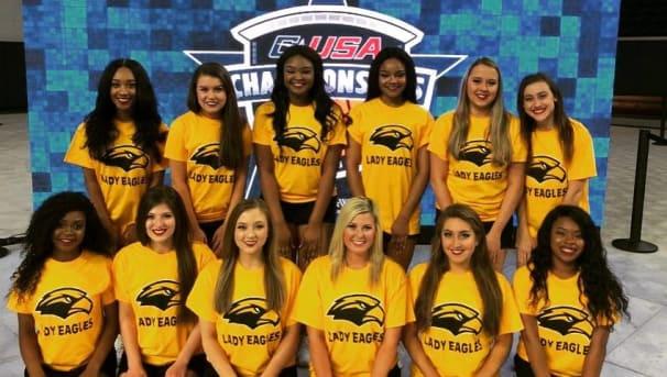 Southern Misses Dance Team Image