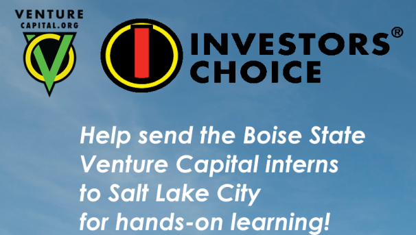 Help COBE students travel to a venture capital conference Image