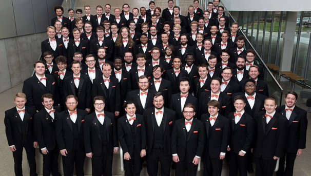 BGSU Men's Chorus Spring Tour Image