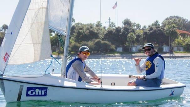Cal Sailing Image