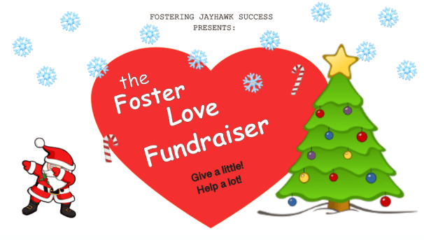 Foster Love Fundraiser Image