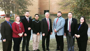 FHU Student Veteran's Professional Development Club