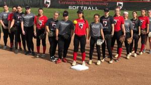 Carnegie Mellon Softball