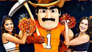 UTEP Cheer & Dance Teams - Macy's Thanksgiving Day Parade