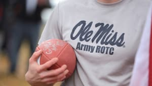 Army ROTC 3rd Annual Egg Bowl Run