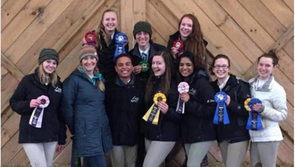 Tufts Equestrian Team Access Scholarship Image