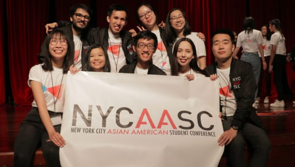 NYC Asian American Student Conference 2021 Image