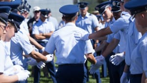 Cadet Wing Leadership and Morale Event